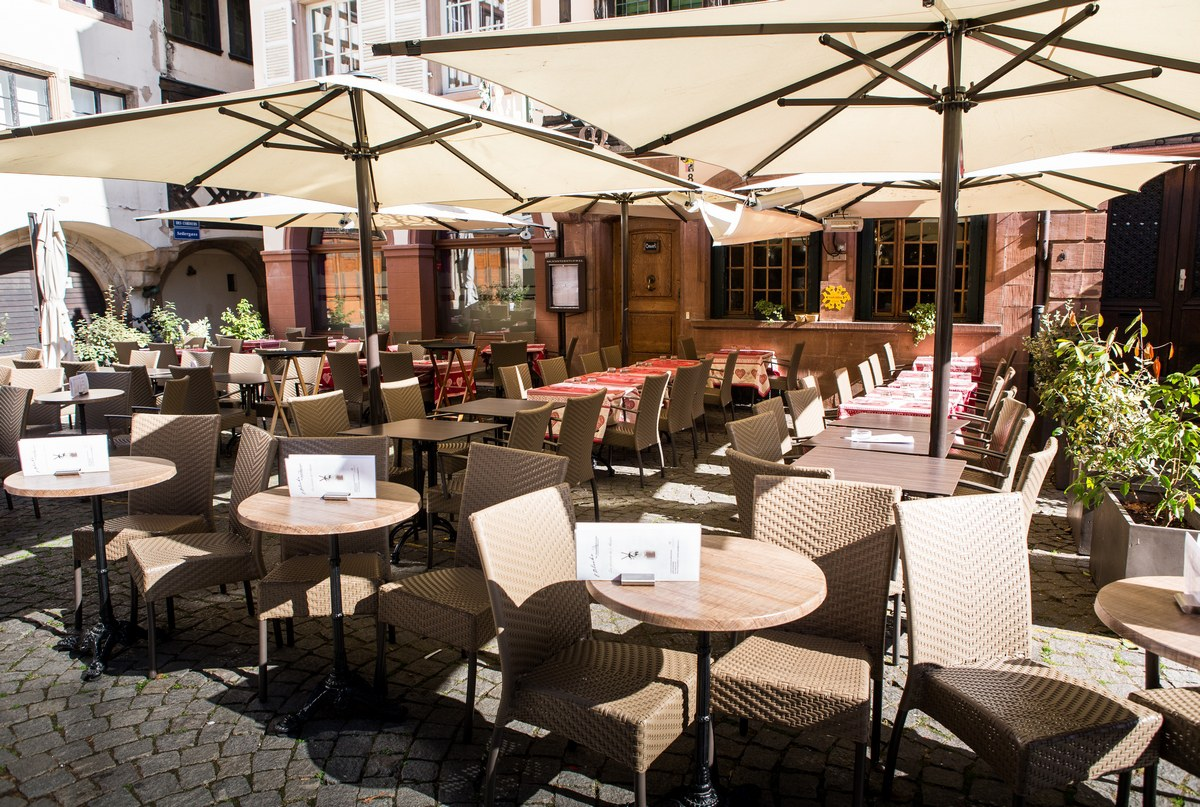 Restaurant muensterstuewel strasbourg for Reso strasbourg