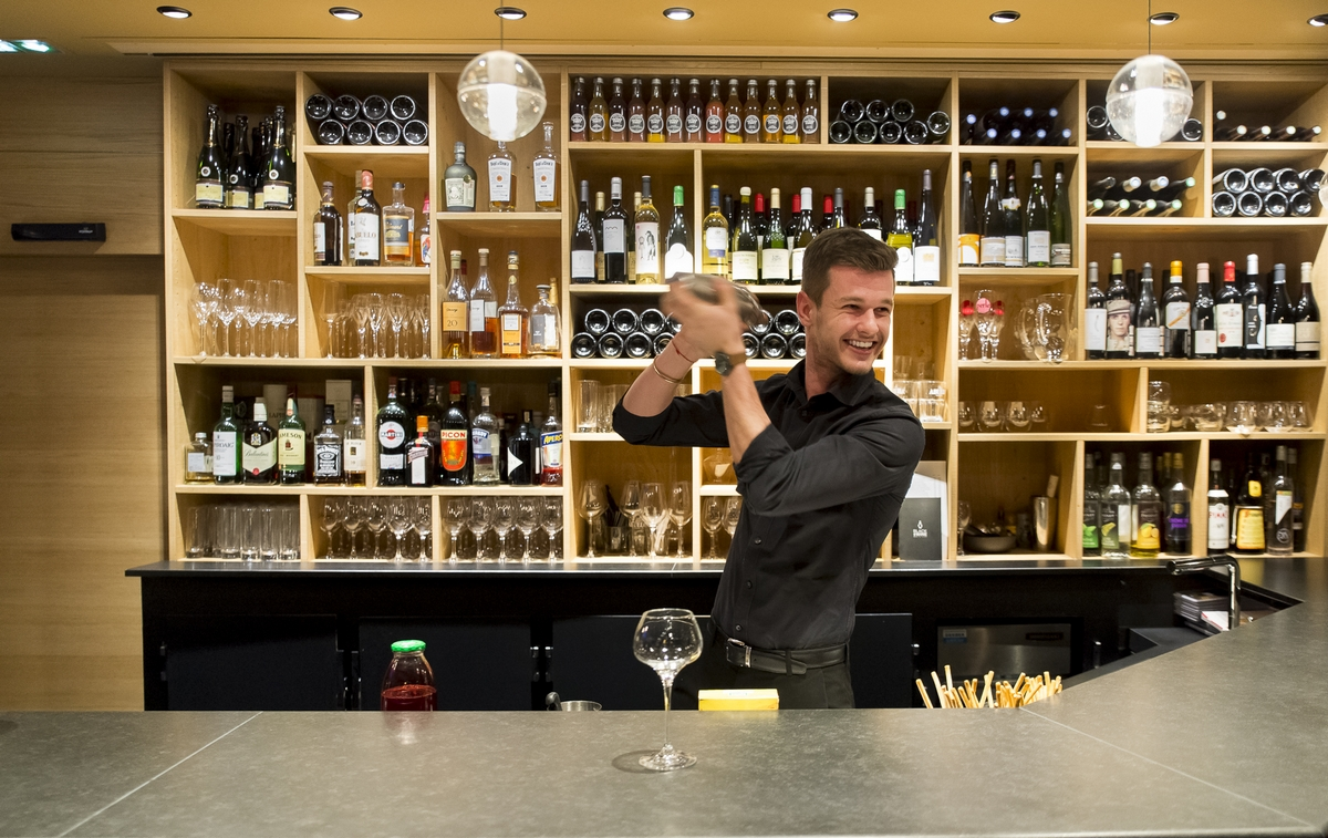 Bar Black & Wine