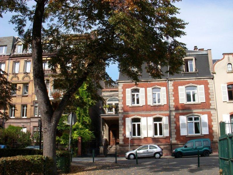 Meubl de m perot strasbourg - Meuble de tourisme strasbourg ...