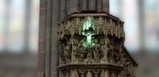 Le rayon vert de la cathédrale
