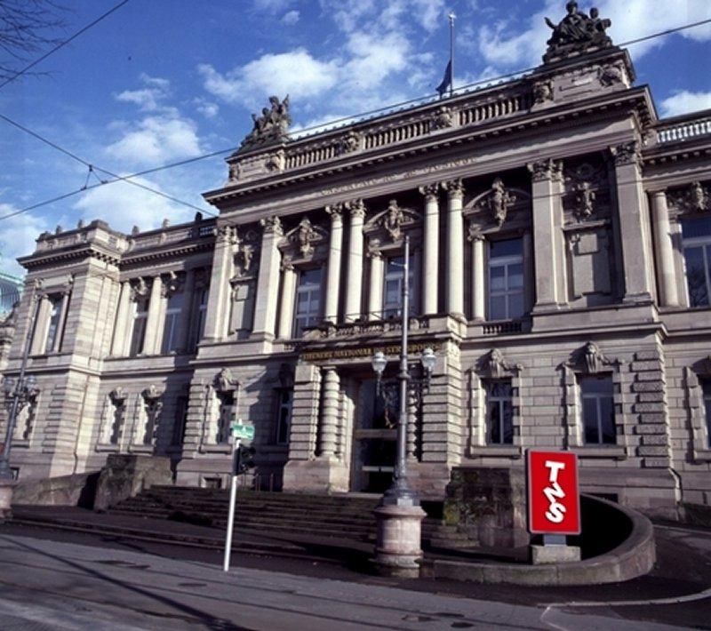 Th tre national de strasbourg strasbourg - Office de tourisme de strasbourg et sa region ...