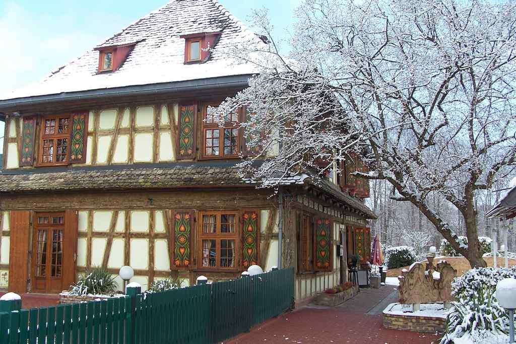Restaurant Oberjaegerhof  Strasbourg