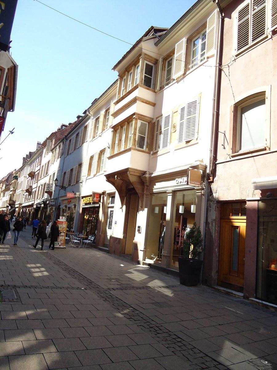 Meubl le nid de la cath drale 2 strasbourg - Meuble de tourisme strasbourg ...