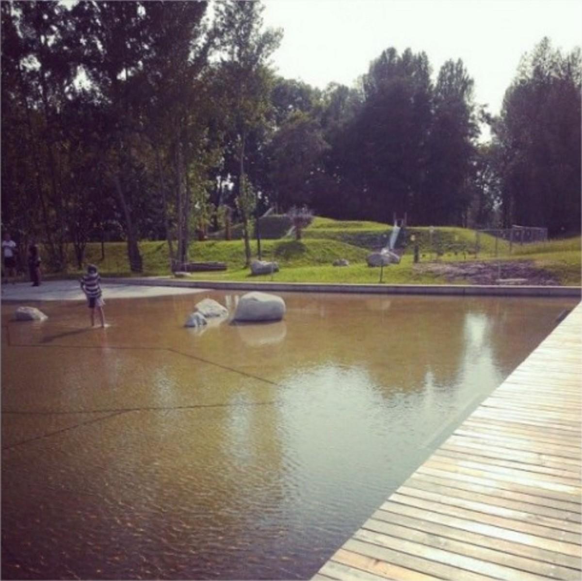 The Heyritz Park