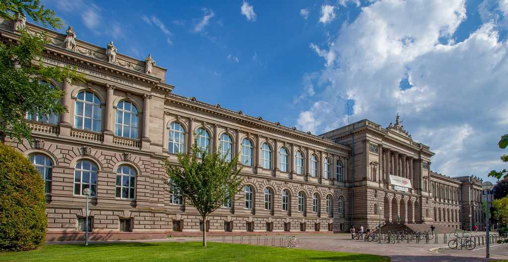 Neustadt - Le quartier impérial allemand