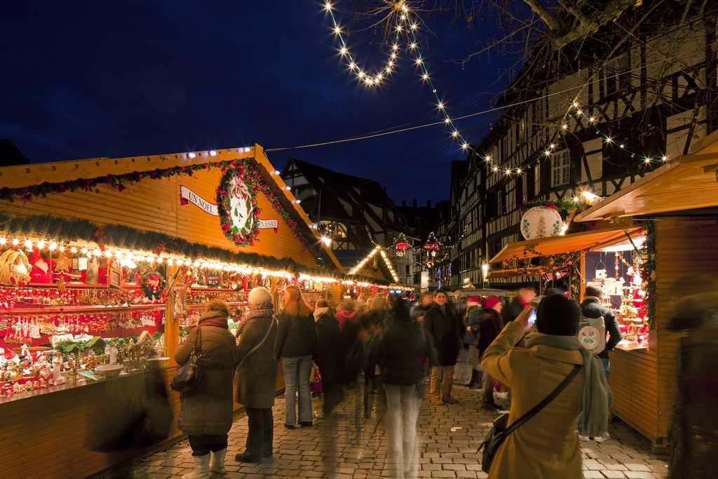 Strasburgo, capitale di Natale