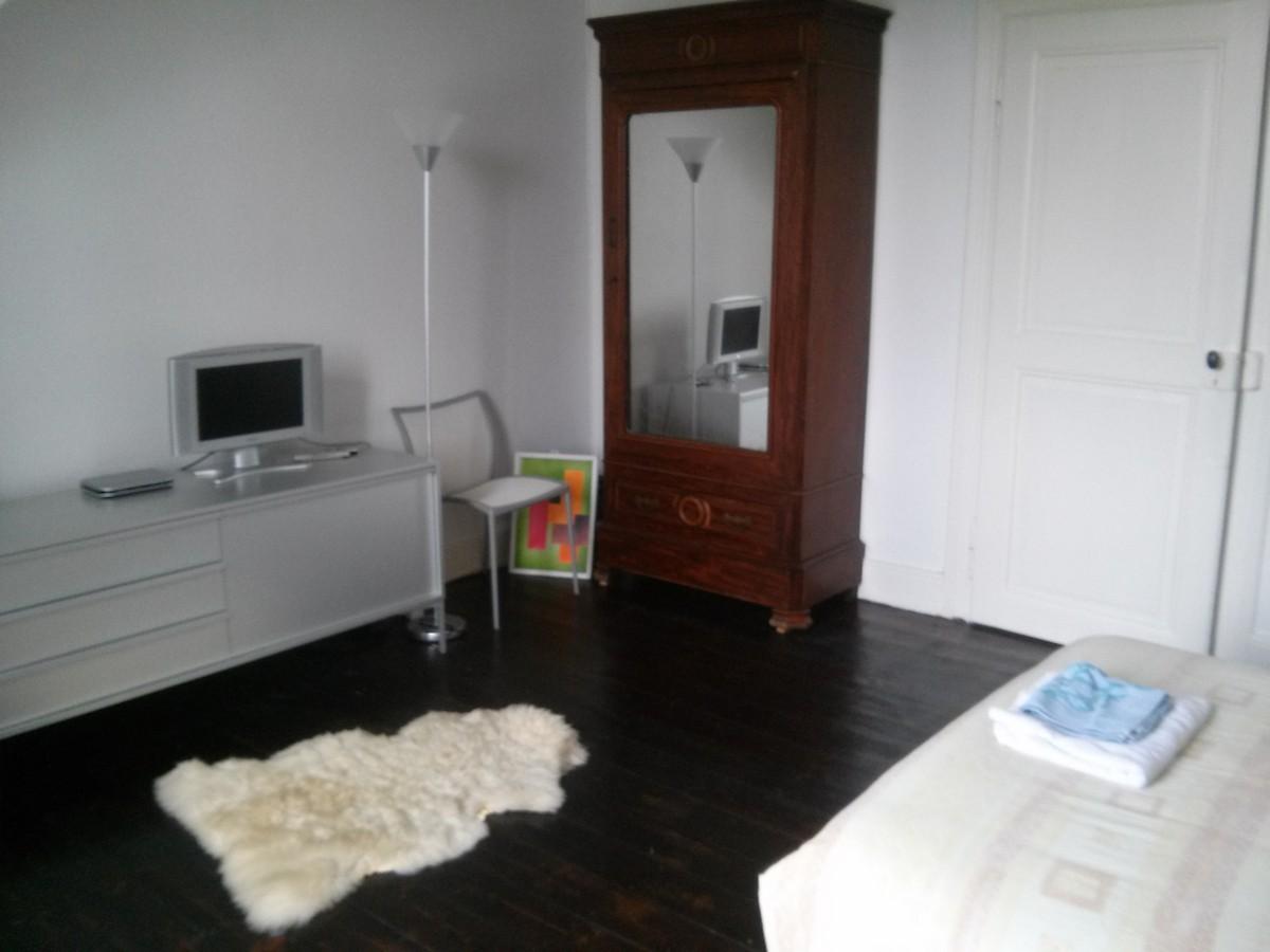 chambre d 39 h tes la halte 2 strasbourg robertsau. Black Bedroom Furniture Sets. Home Design Ideas