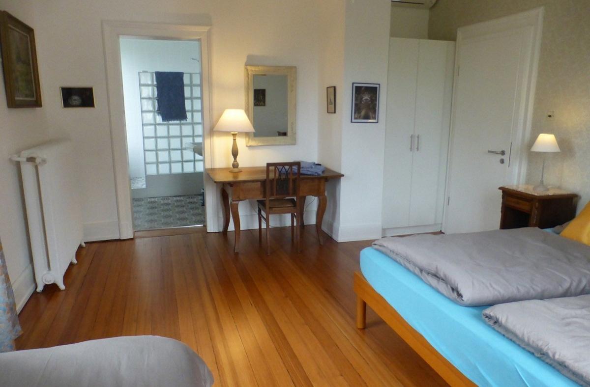 chambre d 39 h tes villa urban rosace strasbourg. Black Bedroom Furniture Sets. Home Design Ideas