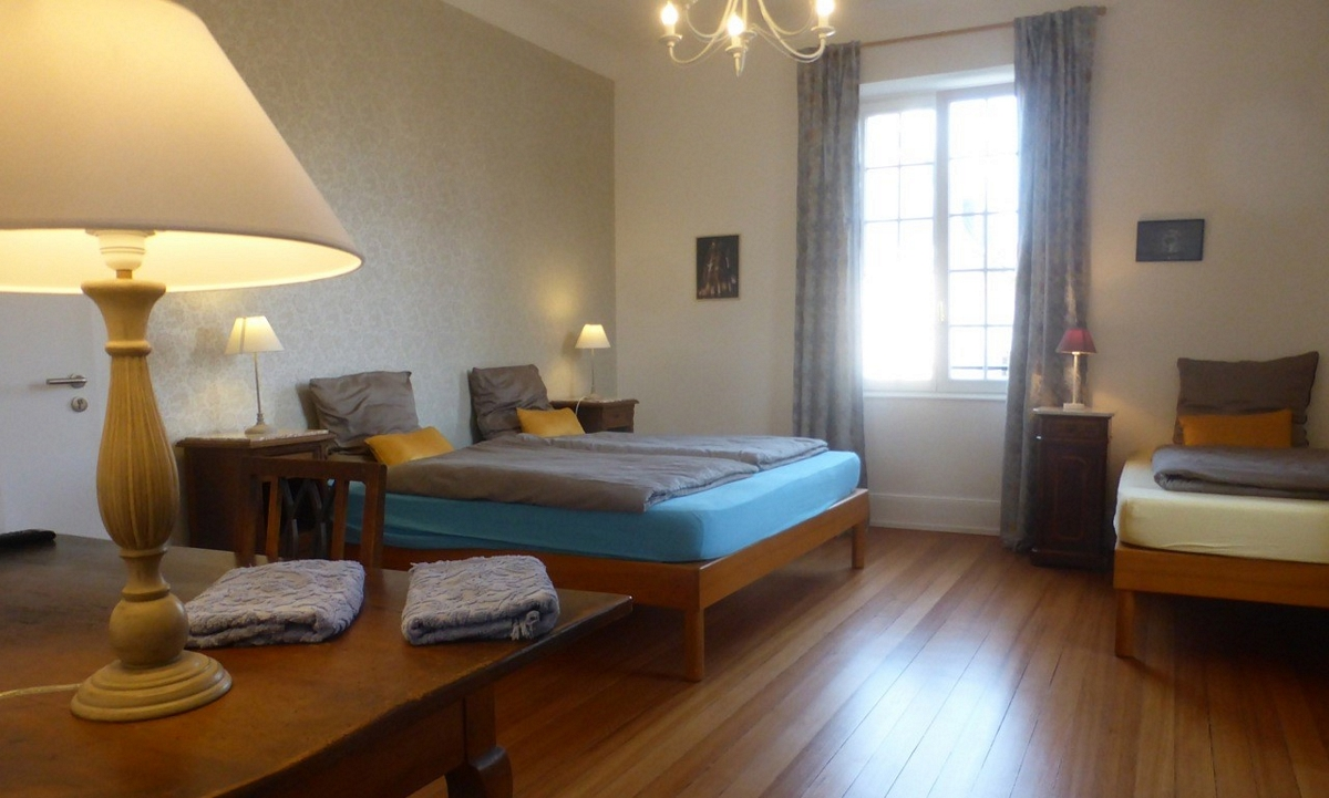 Chambre d 39 h tes villa urban rosace strasbourg - Chambres hotes strasbourg ...