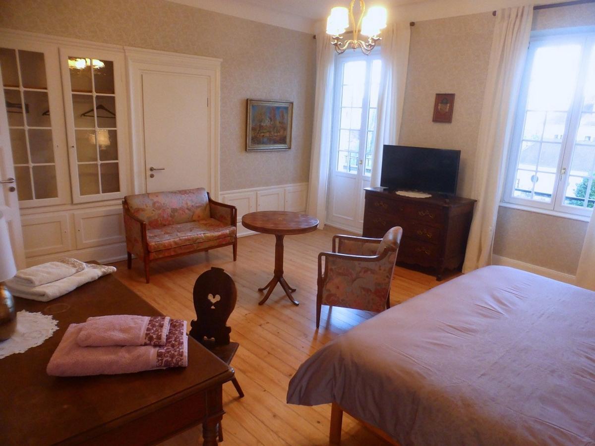 Chambre d 39 h tes villa urban charles et magdalena for Chambre d hote strasbourg