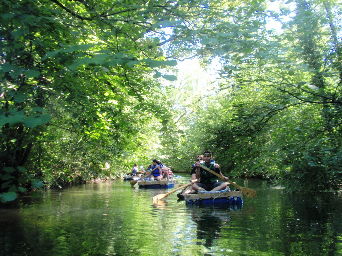 Alsace Écotourisme – Les aventuriers du Rhin Tortu