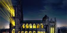 Illuminations de la Cathédrale