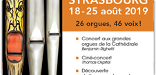 Stras'Orgues - Festival des orgues de Strasbourg