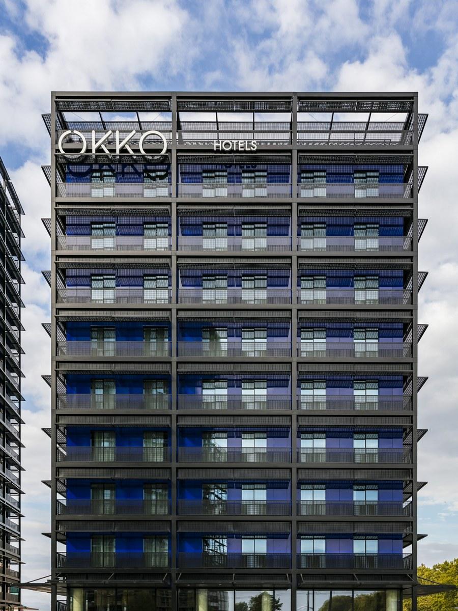 Hôtel Okko Hotels Strasbourg Centre