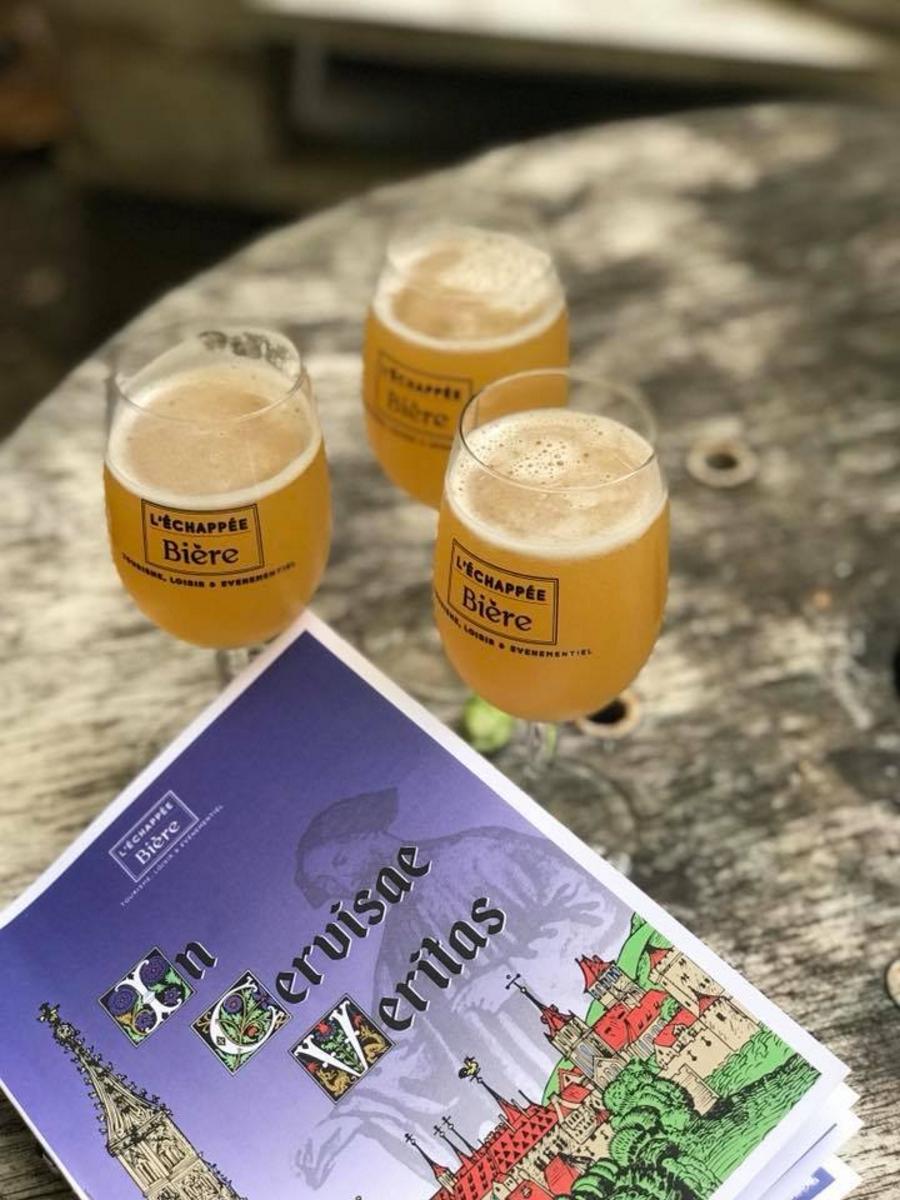 L'Echappée Bière Strasbourg