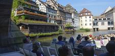 Batorama, bateaux promenades à Strasbourg
