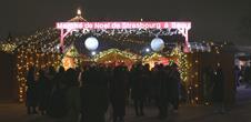 2017 : Le Marché de Noël de Strasbourg à Séoul