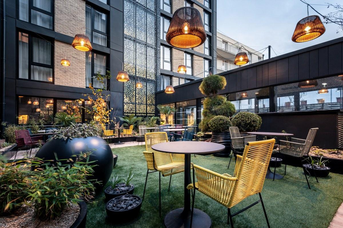 Hôtel Golden Tulip Strasbourg Centre The Garden