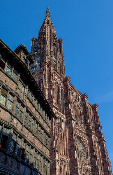 Visite-conférence : La vieille ville, de la cathédrale à la Petite France