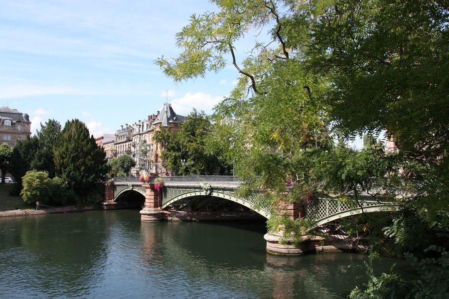 Visite-conférence : Strasbourg et ses ponts