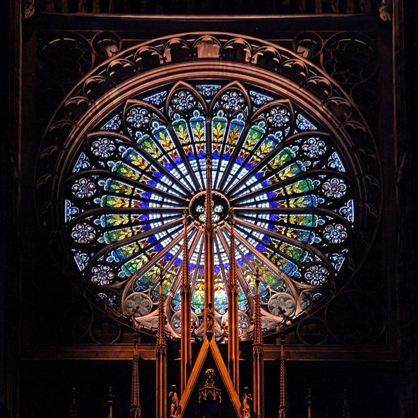 Visite-conférence : Les vitraux de la cathédrale au XIIème et au XIVème siècle