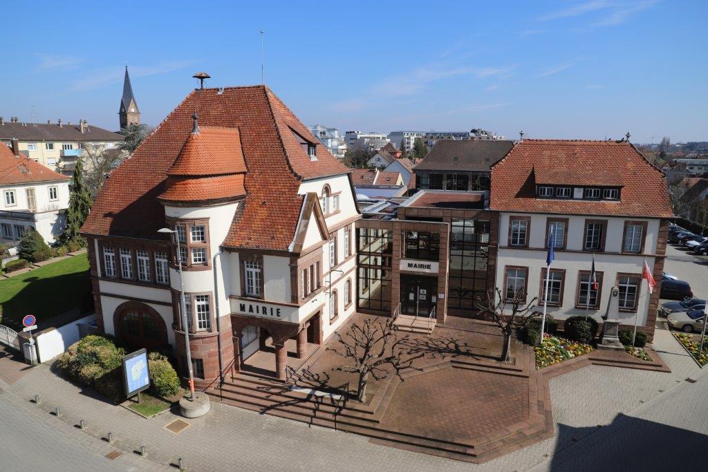 Visite-conférence : A la découverte de Lingolsheim