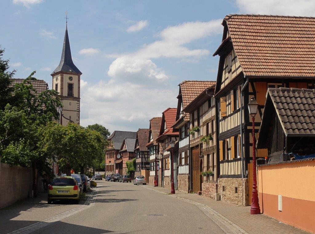 Visite-conférence : A la découverte de Geispolsheim