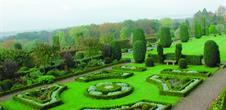 Le parc et les jardins du château
