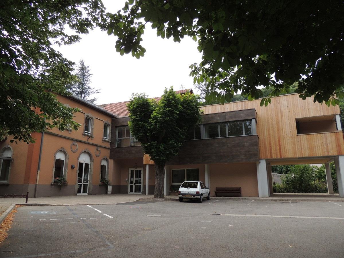 Gîte d'étape Cercle Saint-Thiébaut