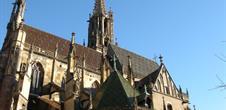 The Saint Thiebaut Collegiate Church