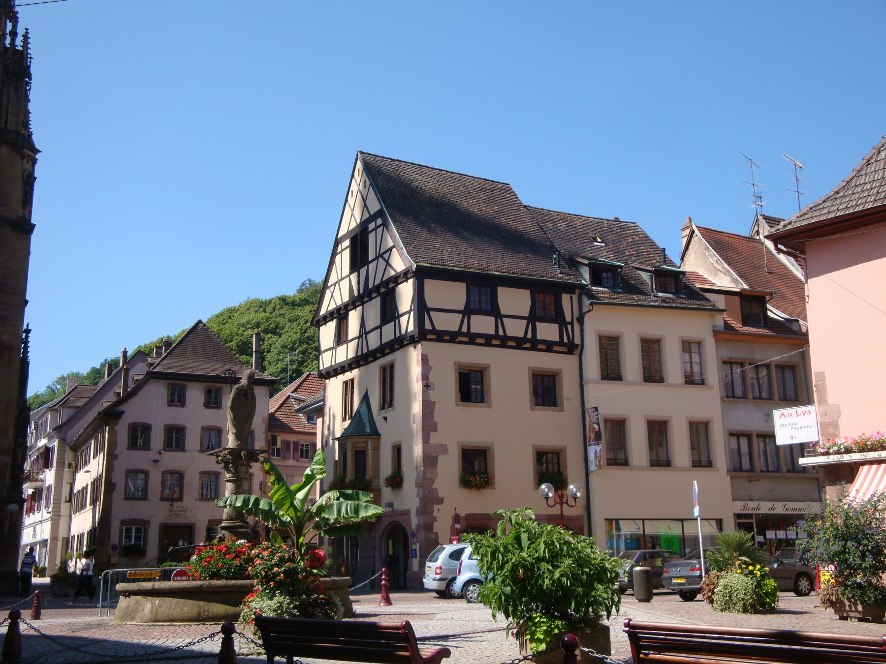 Office de tourisme de thann cernay bureau de thann thann - Office de tourisme de cernay ...