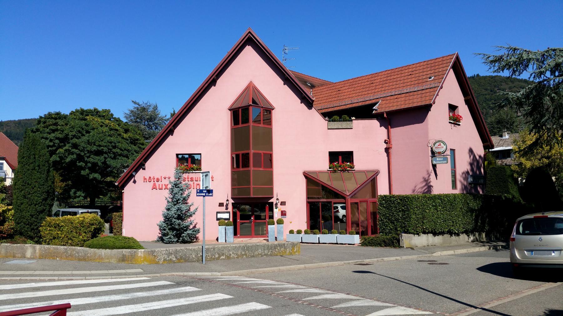 Hotel-restaurant Aux Sapins
