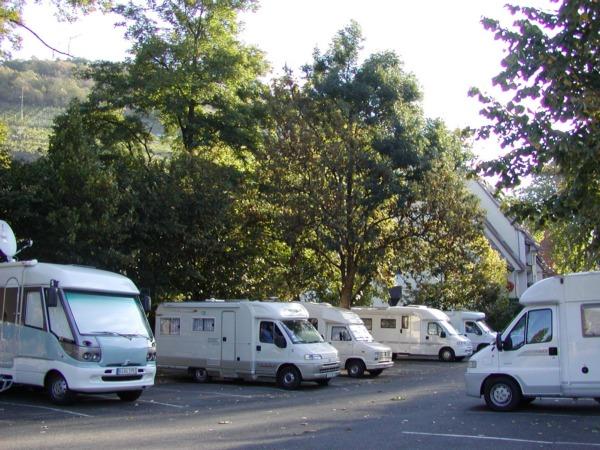 Wohnmobil stellplatz place du bungert thann - Office de tourisme de cernay ...