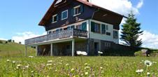 Berghütte ski club Rossberg / Waldmatt