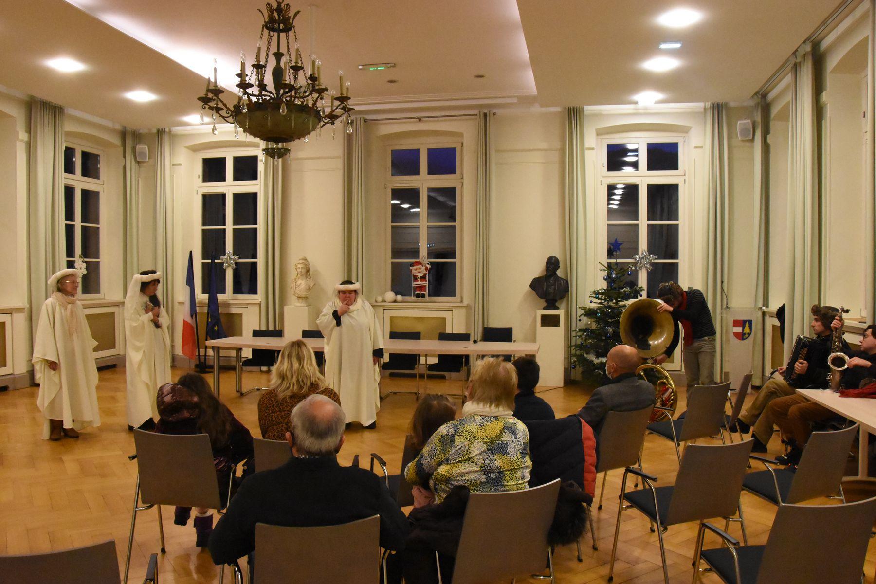 Contes de Noël pour enfants