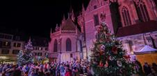 Christmas market in Thann