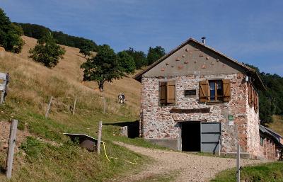 Farmhouse inn Thannerhubel