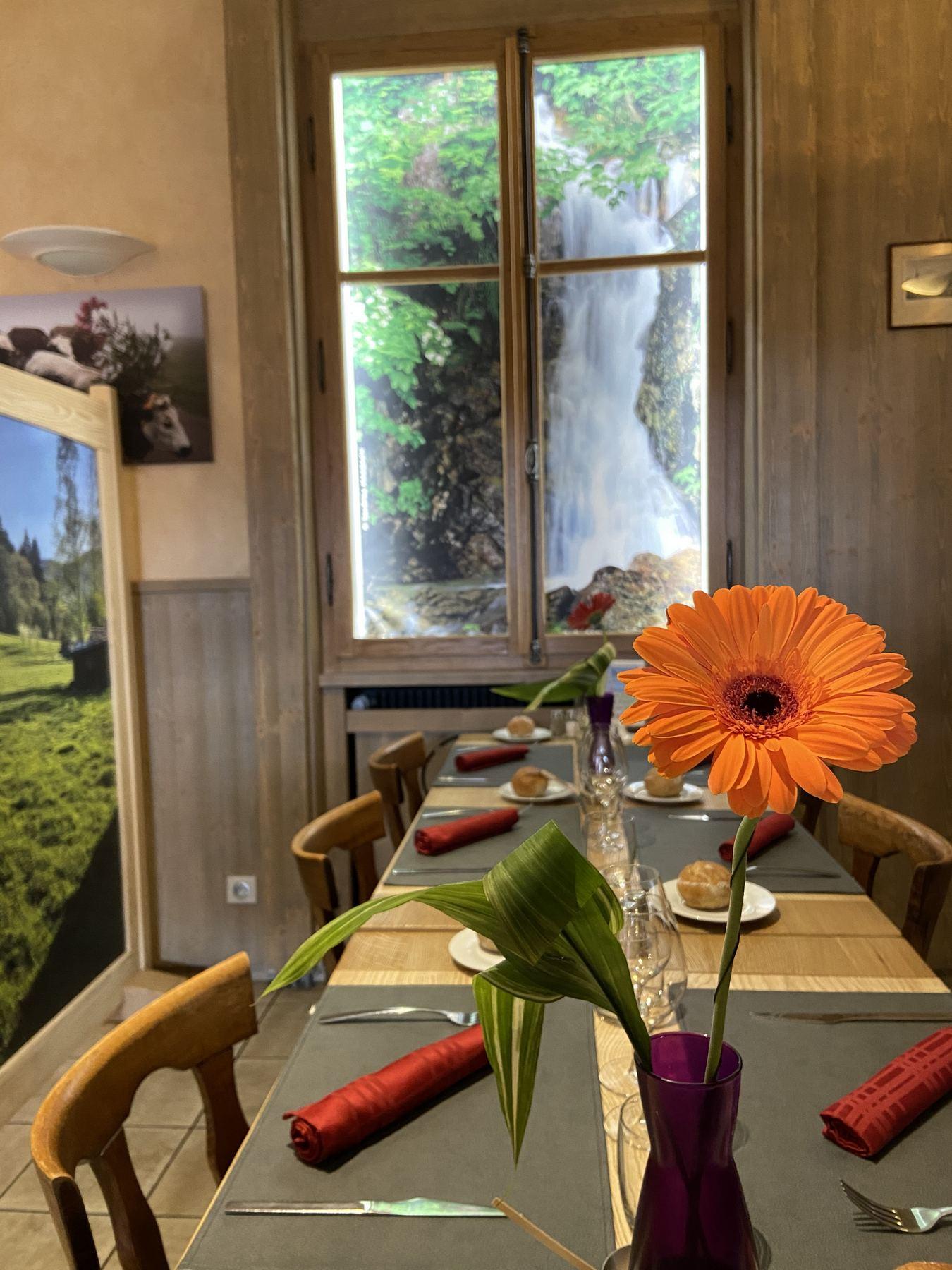 Restaurant Aux Saveurs du Thurtàl