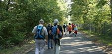 Popular walk