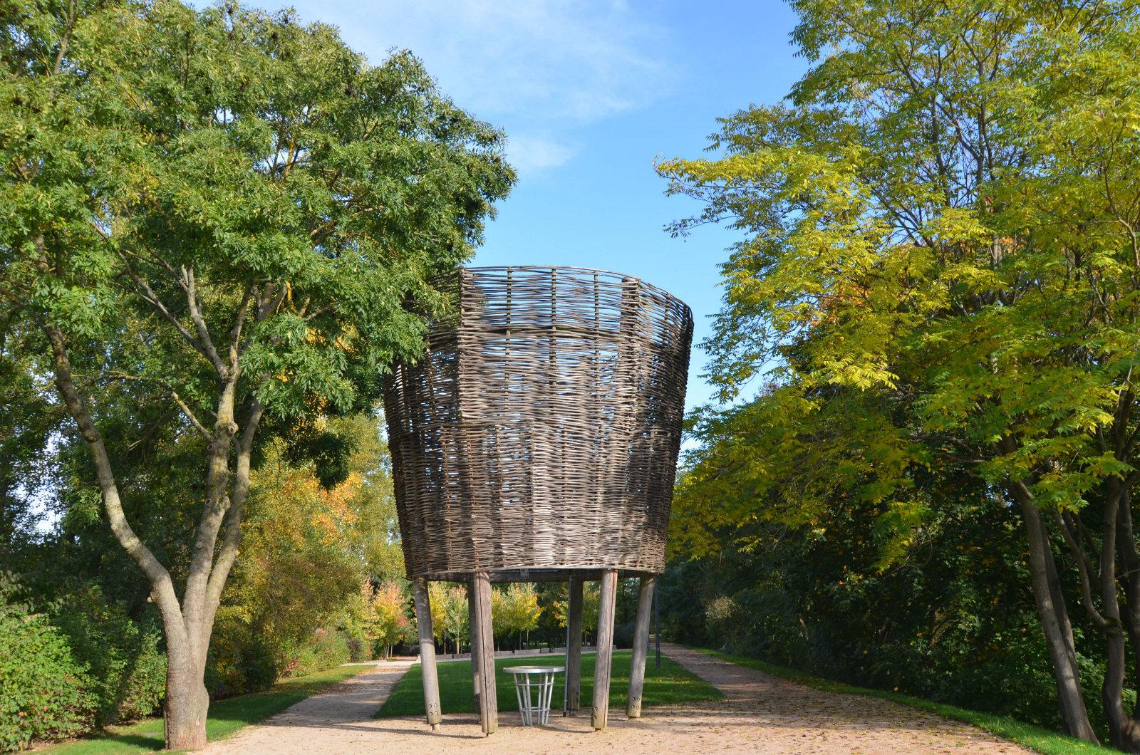 Le parc des rives de la thur cernay - Office de tourisme de cernay ...