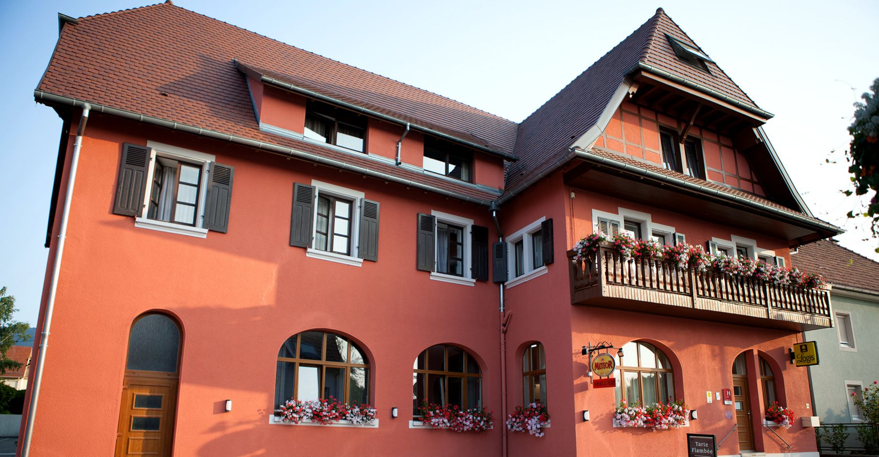 Hotel-restaurant Auberge du Relais