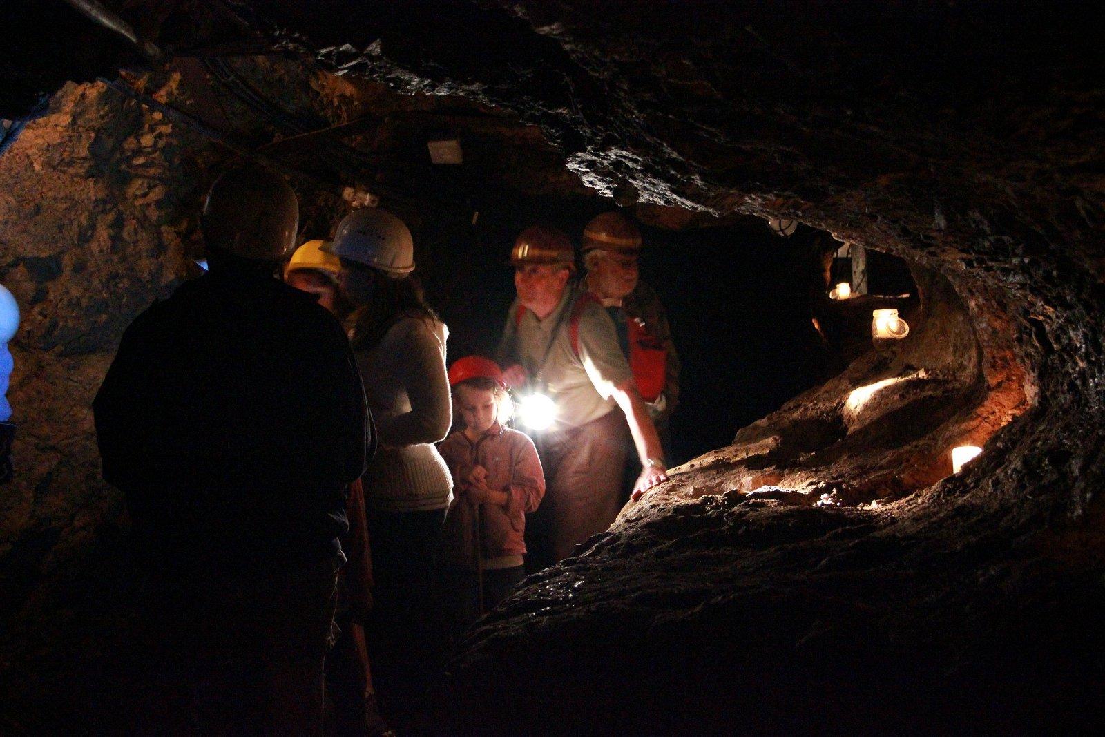 The Steinbach silver mines