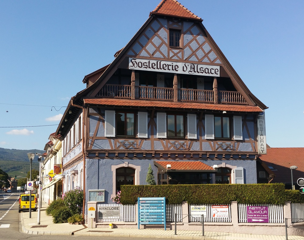 Restaurant l 39 hostellerie d 39 alsace cernay - Office de tourisme de cernay ...