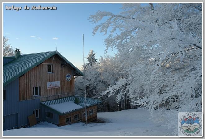 Mountain shelter Les Amis de la Nature