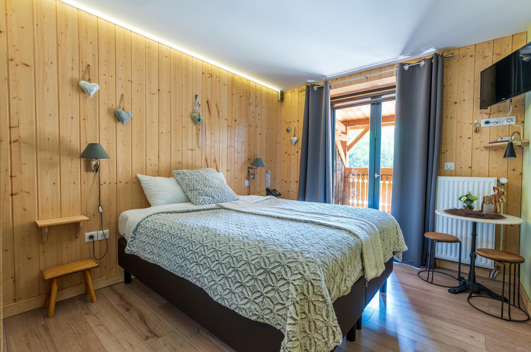 Ecotourism residency - Domaine du Hirtz