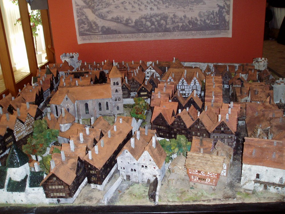 Das Museum der Porte de Thann