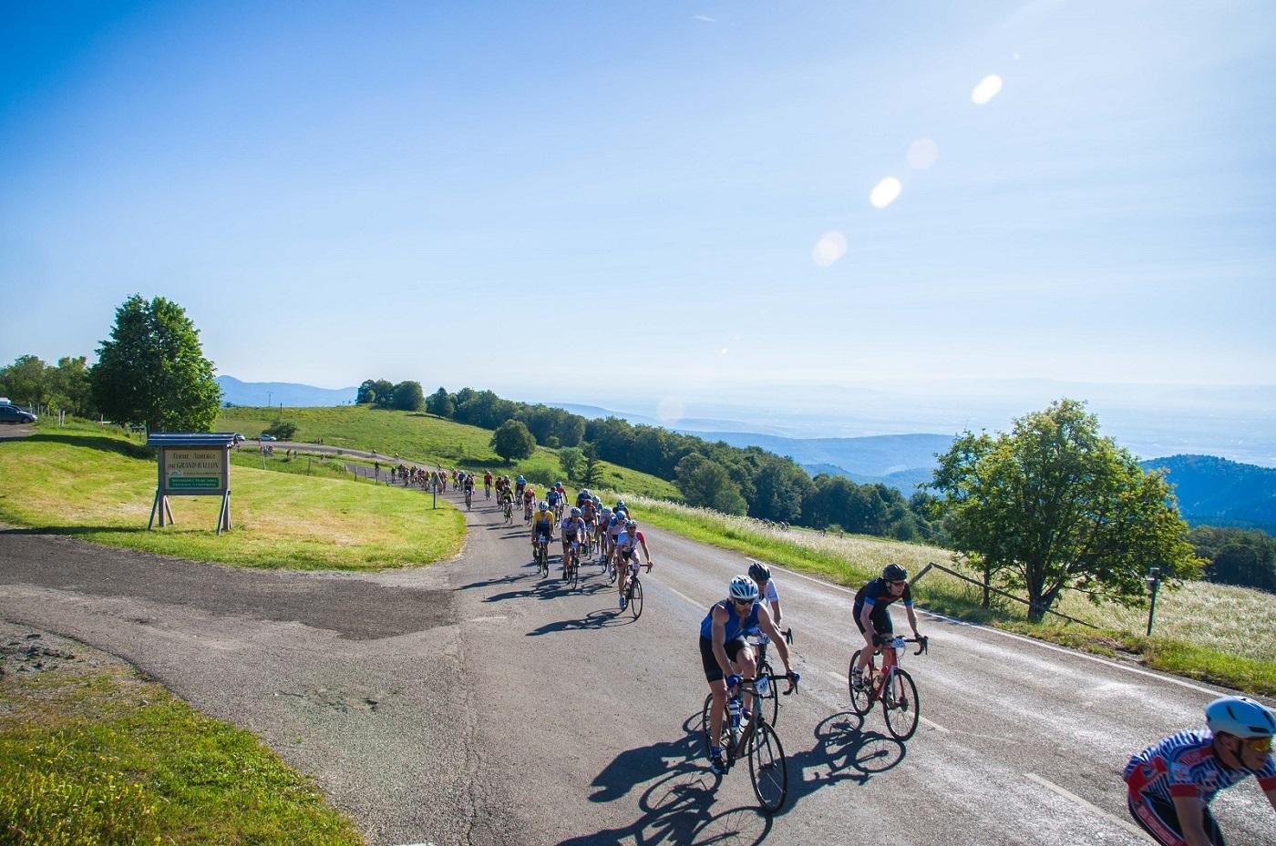 L'Alsacienne, la cyclosportive des Hautes Vosges