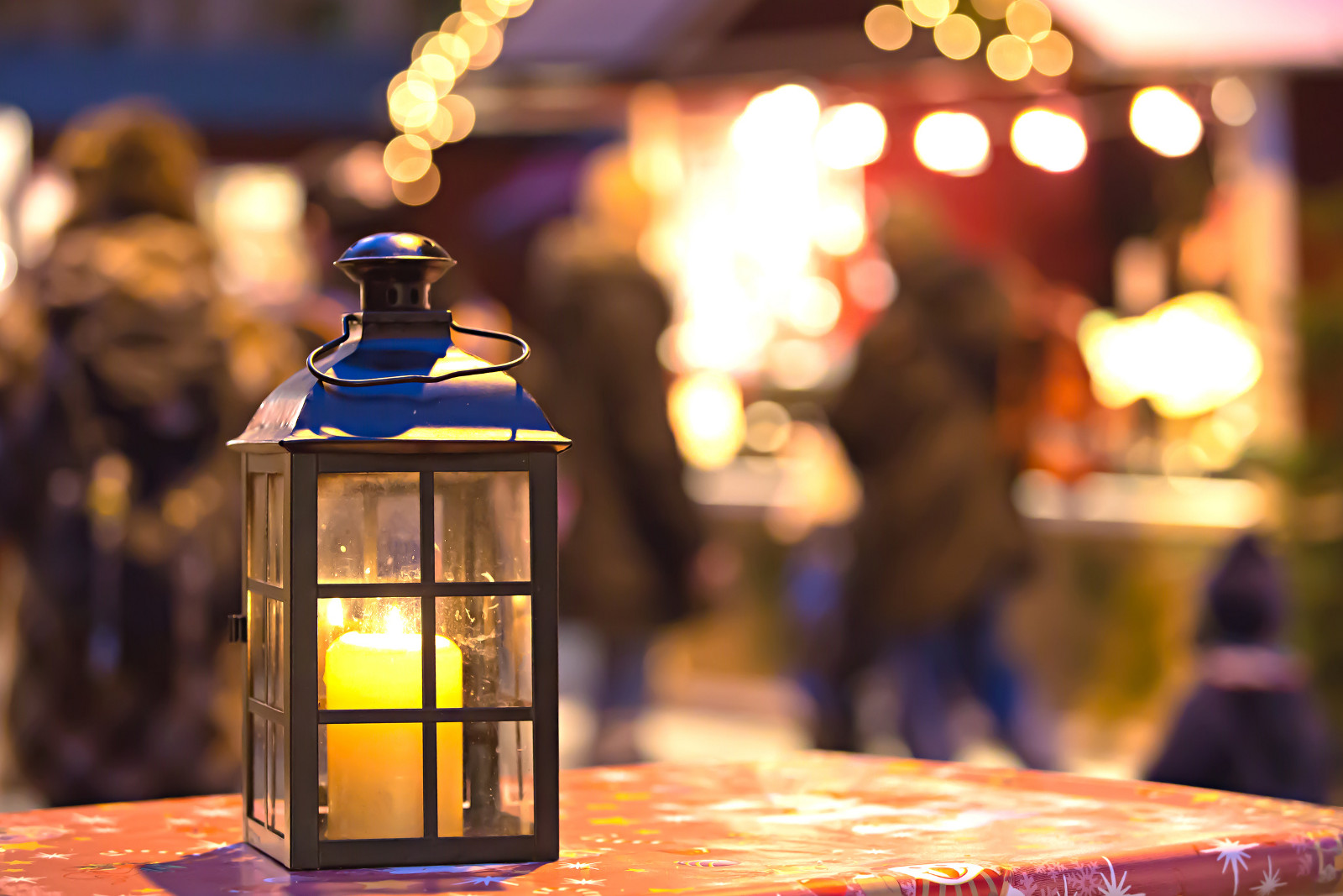 Balade gourmande aux lanternes de l'Epiphanie