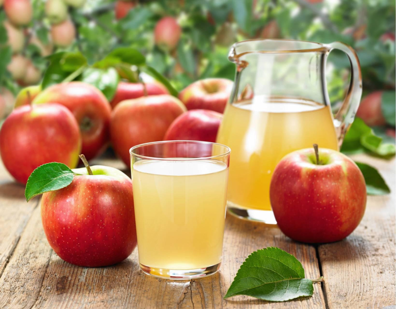 Ouverture de la station de jus de pomme