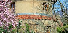 Ancienne tour d'angle de fortification